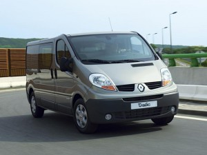 Renault Trafic Combi